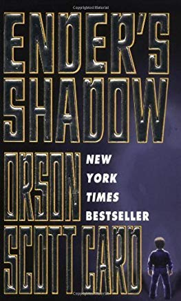 Ender's Shadow (The Shadow Series) by Orson Scott Card (2000) Mass Market Paperback Cover