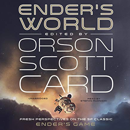 Ender's World: Fresh Perspectives on the SF Classic Ender's Game Cover