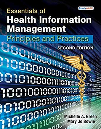 Essentials of Health Information Management: Principles and Practices, 2nd Edition Cover