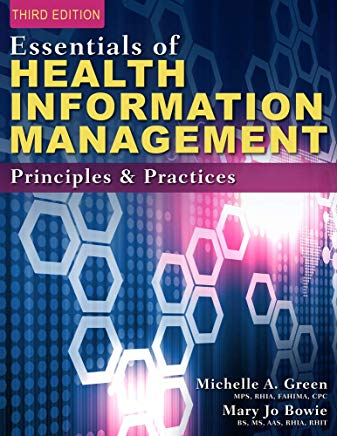 Essentials of Health Information Management: Principles and Practices Cover