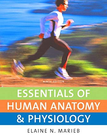 Essentials of Human Anatomy & Physiology Value Pack (includes myA&P(TM) CourseCompass (TM) Student Access Kit for Essentials of Human Anatomy & Physiology ... Coloring Workbook: A Complete Study Guide Cover