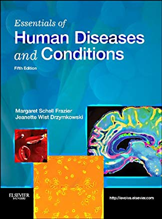 Essentials of Human Diseases and Conditions Cover