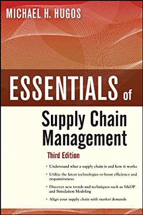 Essentials of Supply Chain Management, Third Edition Cover