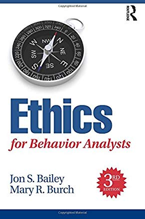 Ethics for Behavior Analysts, 3rd Edition Cover
