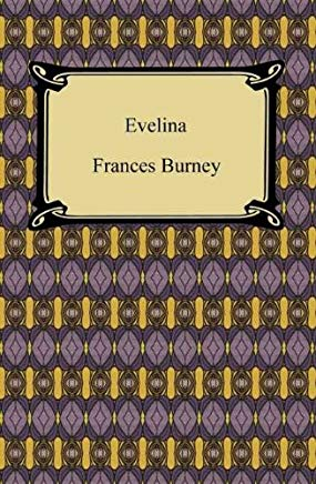 Evelina [with Biographical Introduction] Cover