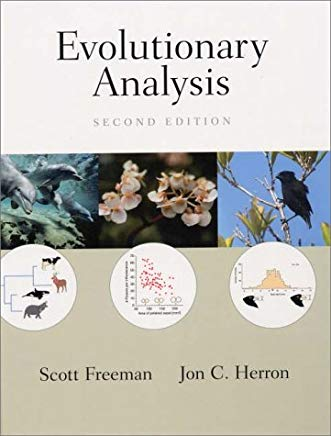 Evolutionary Analysis (2nd Edition) Cover