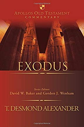 Exodus (Apollos Old Testament Commentary) Cover