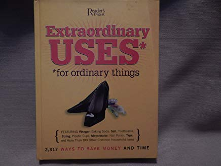 Extraordinary Uses For Ordinary Things Cover