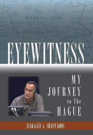 Eyewitness: My Journey to the Hague Cover