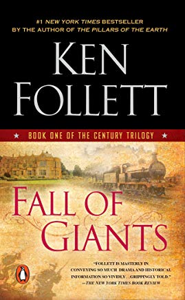 Fall of Giants: Book One of the Century Trilogy Cover