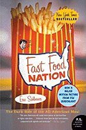 Fast Food Nation: The Dark Side of the All-American Meal Cover