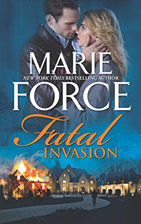 Fatal Invasion (The Fatal Series) Cover