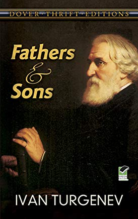 Fathers and Sons (Dover Thrift Editions) Cover