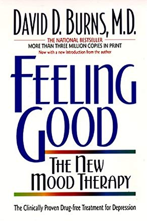 Feeling Good : The New Mood Therapy Cover