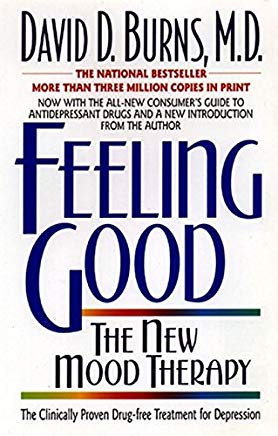 Feeling Good: The New Mood Therapy Cover