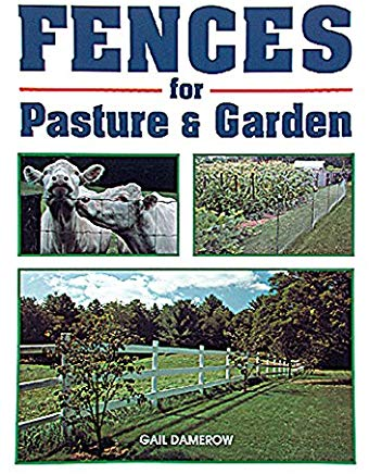 Fences for Pasture & Garden Cover