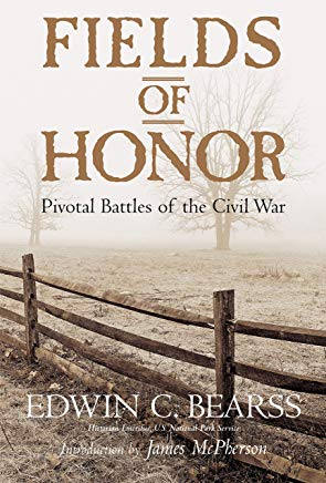 Fields of Honor: Pivotal Battles of the Civil War Cover