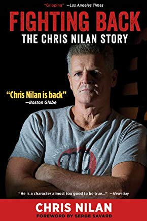 Fighting Back: The Chris Nilan Story Cover