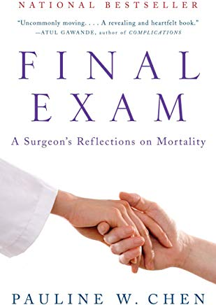 Final Exam: A Surgeon's Reflections on Mortality Cover