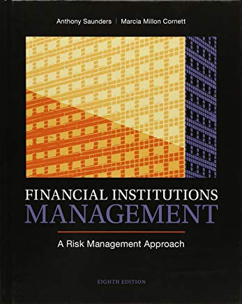 Financial Institutions Management: A Risk Management Approach, 8th Edition Cover