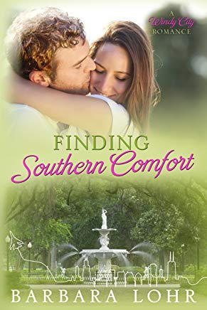 Finding Southern Comfort (Windy City Romance Book 1) Cover