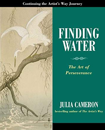 Finding Water: The Art of Perseverance Cover