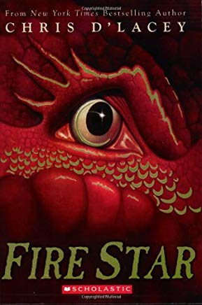 Fire Star (Last Dragon Chronicles, Book 3) Cover