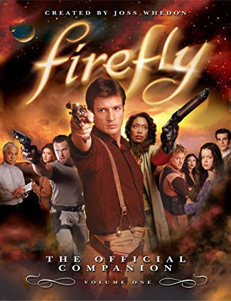 Firefly: The Official Companion: Volume One Cover