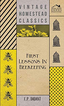 First Lessons in Beekeeping Cover