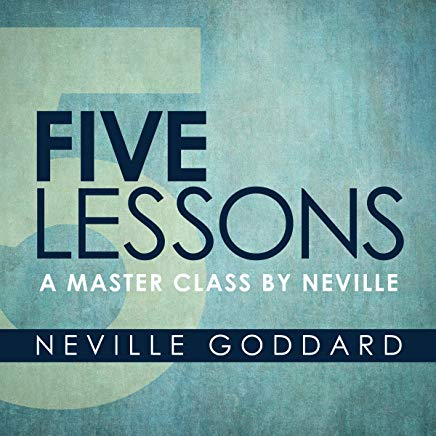 Five Lessons: A Master Class by Neville Cover
