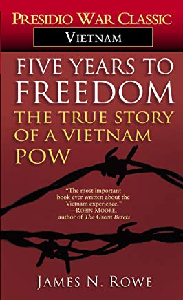 Five Years to Freedom: The True Story of a Vietnam POW Cover
