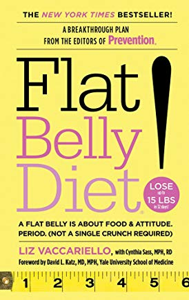 Flat Belly Diet! Cover