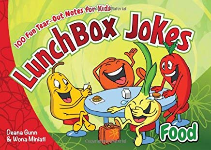 Food: 100 Fun Tear-out Notes for Kids (Lunchbox Jokes) Cover