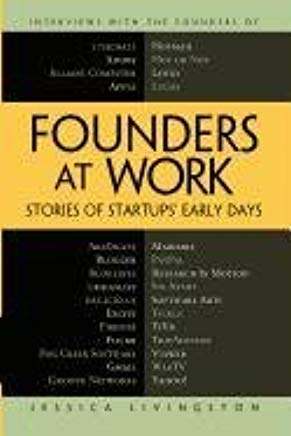 Founders at Work: Stories of Startups' Early Days Cover