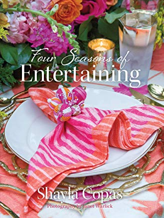 Four Seasons of Entertaining Cover
