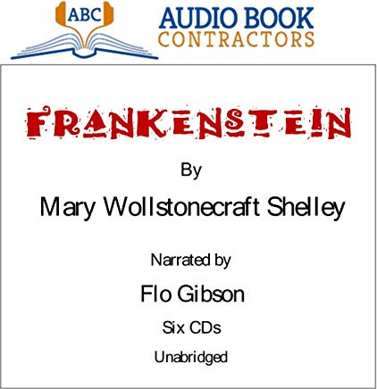 Frankenstein (Classic Books on CD Collection ) [UNABRIDGED] Cover