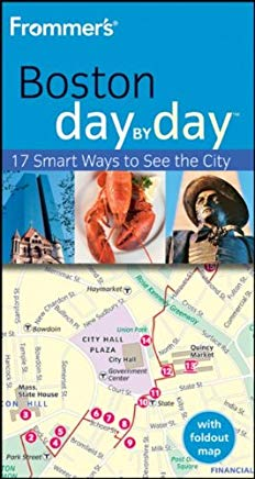 Frommer's Boston Day by Day (Frommer's Day by Day - Pocket) Cover