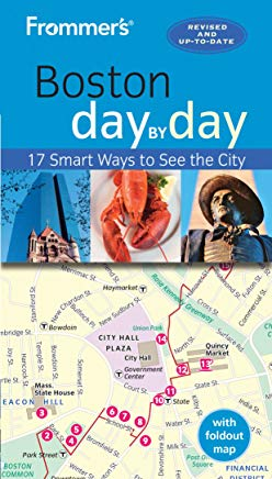 Frommer's Boston day by day Cover