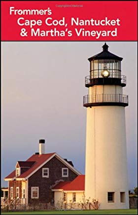 Frommer's Cape Cod, Nantucket and Martha's Vineyard (Frommer's Complete Guides) Cover