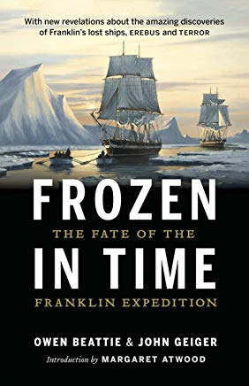 Frozen in Time: The Fate of the Franklin Expedition Cover