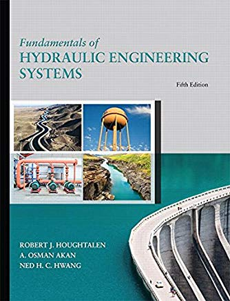 Fundamentals of Hydraulic Engineering Systems (5th Edition) Cover