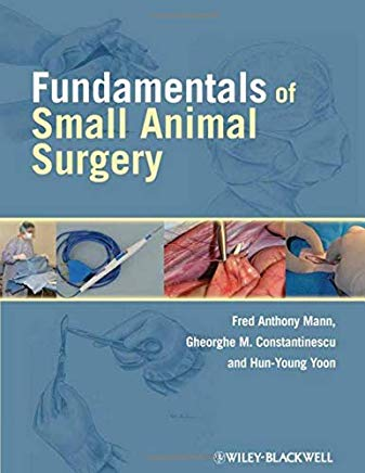 Fundamentals of Small Animal Surgery Cover