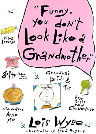 Funny, You Don't Look Like a Grandmother Cover