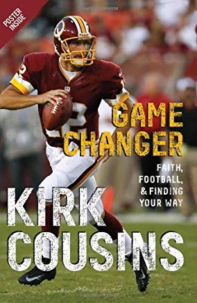 Game Changer: Faith, Football, & Finding Your Way Cover