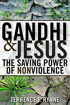 Gandhi and Jesus: The Saving Power of Nonviolence Cover