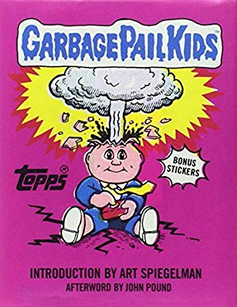 Garbage Pail Kids by The Topps Company (2012-04-01) Cover