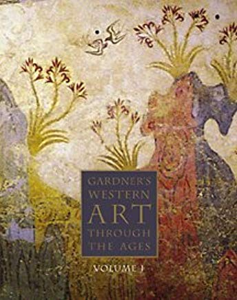 Gardner's Art through the Ages: The Western Perspective, Volume I (with InfoTrac) Cover