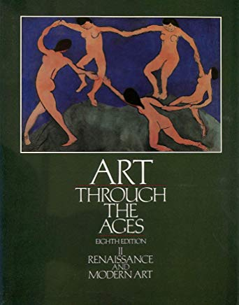 Gardner's Art Through The Ages, Vol. 2: Renaissance And Modern Art, 8th Edition Cover