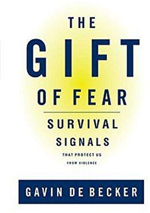 Gavin De Becker: The Gift of Fear : Survival Signals That Protect Us from Violence (Hardcover); 1997 Edition Cover