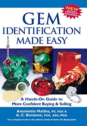 Gem Identification Made Easy (5th Edition): A Hands-On Guide to More Confident Buying & Selling Cover